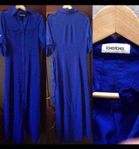 Новое платье-халат, размер 42-44