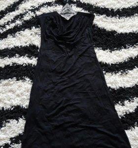 Платье вечерние трикотаж размер с-м