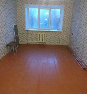 Комната в кирпичном доме