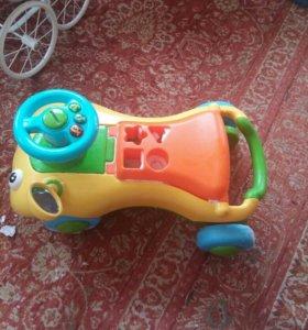Машинка 2в1