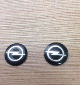 "Логотип ""OPEL""-(14 mm )-( 1.4 cm )."