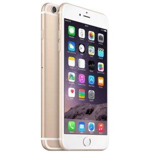 IPhone 6+, 64Gb, gold