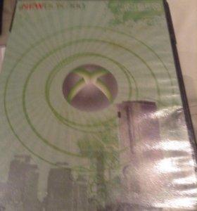 Активационный диск для прошивки 1.6 на Xbox 360