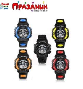 Спортивные часы S-sport.