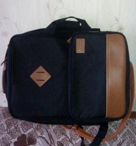 Сумка, рюкзак, портфель