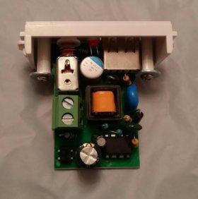 Встраиваемая USB зарядка 5В 1А