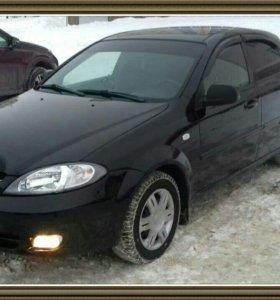 Chevrolet lacetti хетчбек1.4 /2012г. 79400км