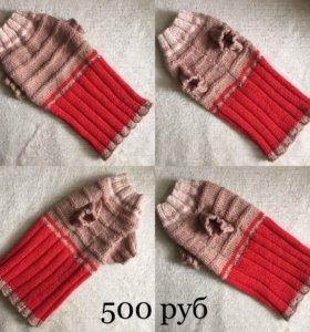 Шерстяной свитер на питомца