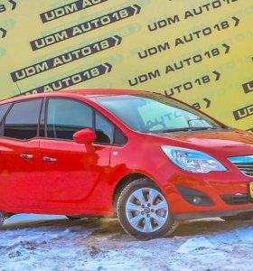 Opel Meriva MT 1.4, 2012г
