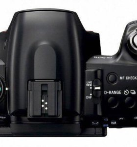 зеркальная камера Sony DSLR-A450