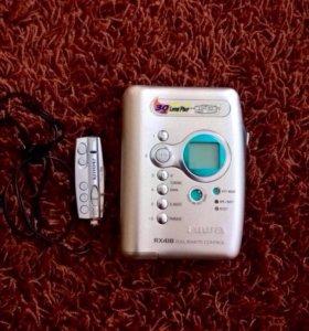 Aiwa RX418 автоматический кассетный аудиоплеер