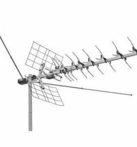 Ремонт установка эфирных антенн