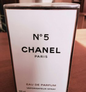 Chanel NO 5 paris - оригинал