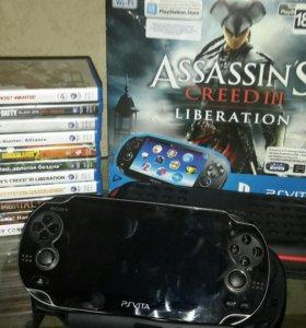 Продам PlayStation Vita