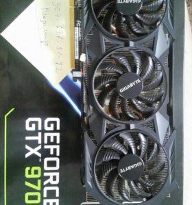 Nvidia Gigabyte GTX970 OC