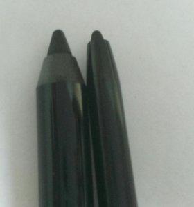 Карандаш черный для глаз