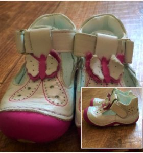 Ортопедическая обувь из натуральной кожи