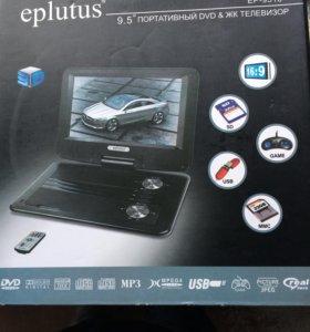 Портативный DVD ЖК