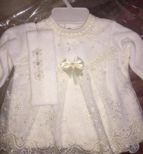 Новое!!! Платье для вашей маленькой принцессы