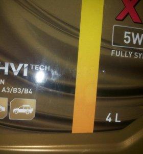 Масло ZIC X9 5W-40