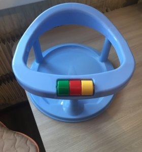 Новый стульчик для купания