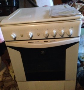 Кухонная плита indezit