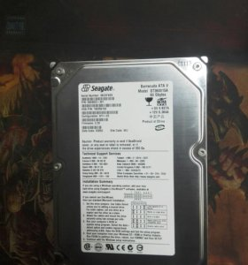 HDD 60Gb Seagate ide