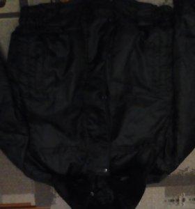 Теплая куртка р. 50