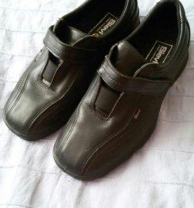 Туфли кожа 38 р-р