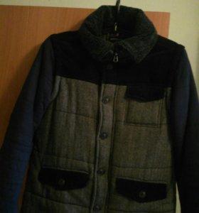 Куртка осень-весна, утепленная