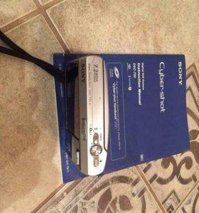 Многофункциональный фотоаппарат Sony DSC T-50