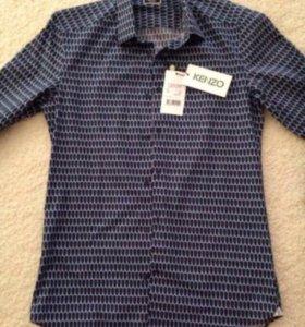 Рубашка новая Kenzo