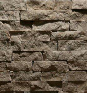 Натуральный камень полоса