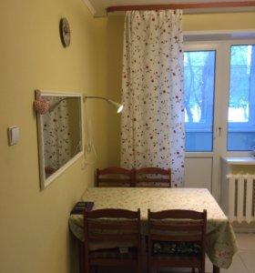 Двушка с раздельными комнатами