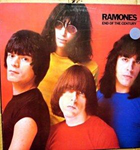 Пластинка Ramones - End Of The Century