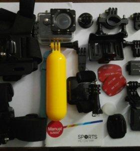 Продам экшн камеру sj5000+