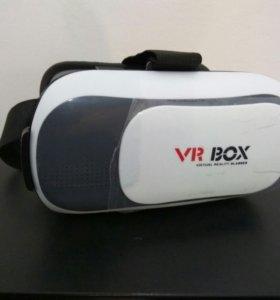 VR BOX. 3D очки