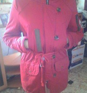 Куртки для девочки 10-12 лет