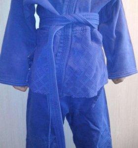 Кимоно на мальчика 8-9 лет