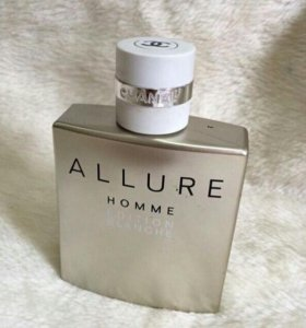 Мужской парфюм Chanel Allure Homme Edition Blanche