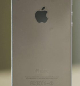 Apple iPhone 5s space grey
