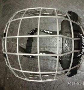 Маска хоккейная