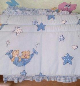Комплект в кроватку для малыша