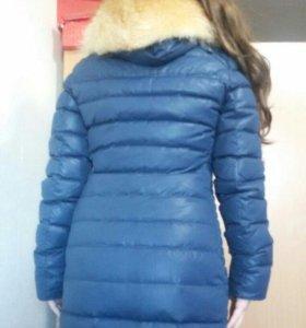 Тёплая курточка!!!