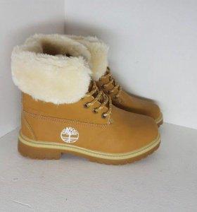 Ботинки winter, арт 0033