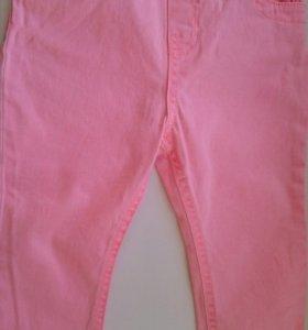 Новые джинсы р.86-92