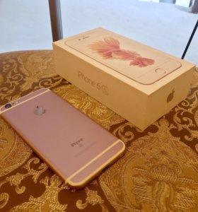 iPhone 6s Rose gold, 64gb