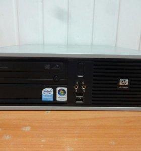 Системный блок: HP dc7800 Intel Core 2 Duo E7600
