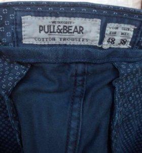 Штаны мужские Pull&Bear