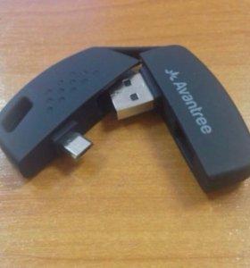 Кабель-брелок, USB-microUSB